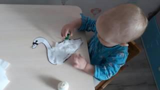 Развивающее занятие для детей раннего возраста