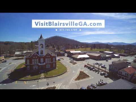 Visit Blairsville, GA