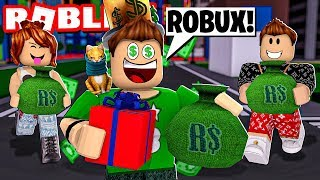 Give me ROBUX MILLION in ROBLOX !!