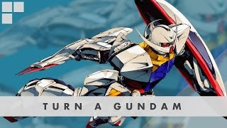 GR Anime Review: Turn A Gundam