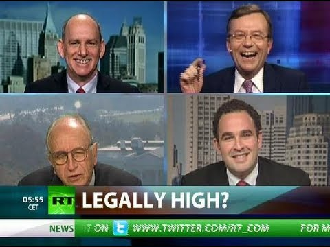 CrossTalk on Drugs: Legally High?