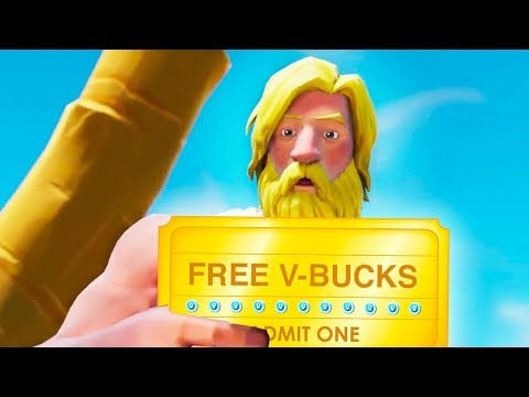 CLAIM THE 2500 FREE V-BUCKS NOW in Fortnite! (FREE CODE)
