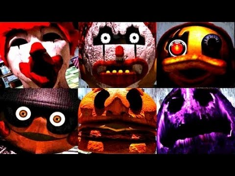 warning killed by cookie monster five nights at ronald s 1 youtube
