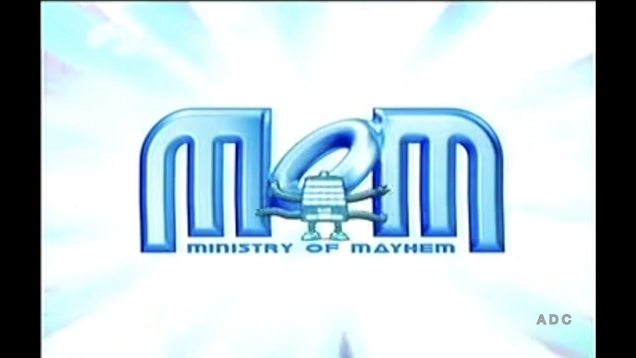 MOM Ministry of Mayhem show 35 A CARLTON & The Foundation Production 2004 edited