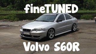 fineTUNED: Crazy 450+HP Volvo S60R!