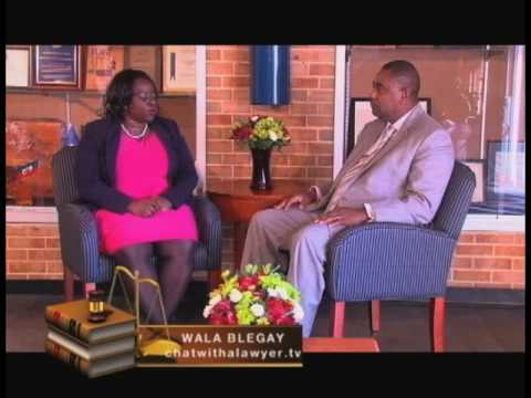 Chat With A Lawyer - Darryl Barnes - District 25 - 2017 Legislative Session