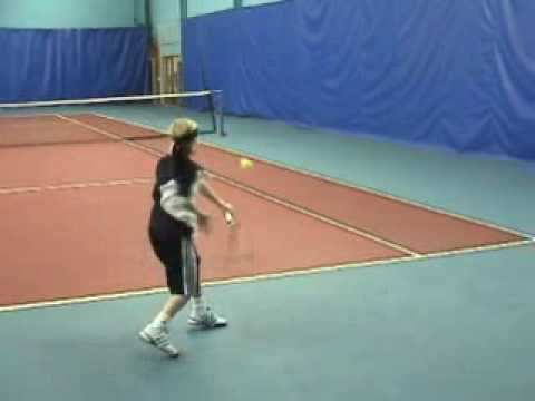 DENIS SHAPOVALOV 8 years and eight months  , tennis lessons , program in Toronto,TessaTennis