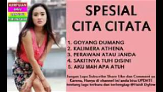 FULL ALBUM  CITA CITATA single terbaru  Aku Mah Apa Atuh 4 Single HITS   youtube