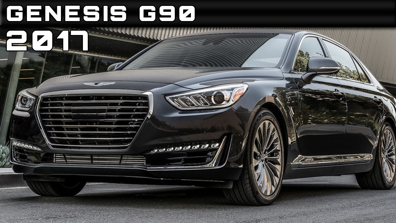 2017 Hyundai Genesis G90 Limousine Release Date Review And Price >> 2017 Genesis G90 Review Rendered Price Specs Release Date Youtube
