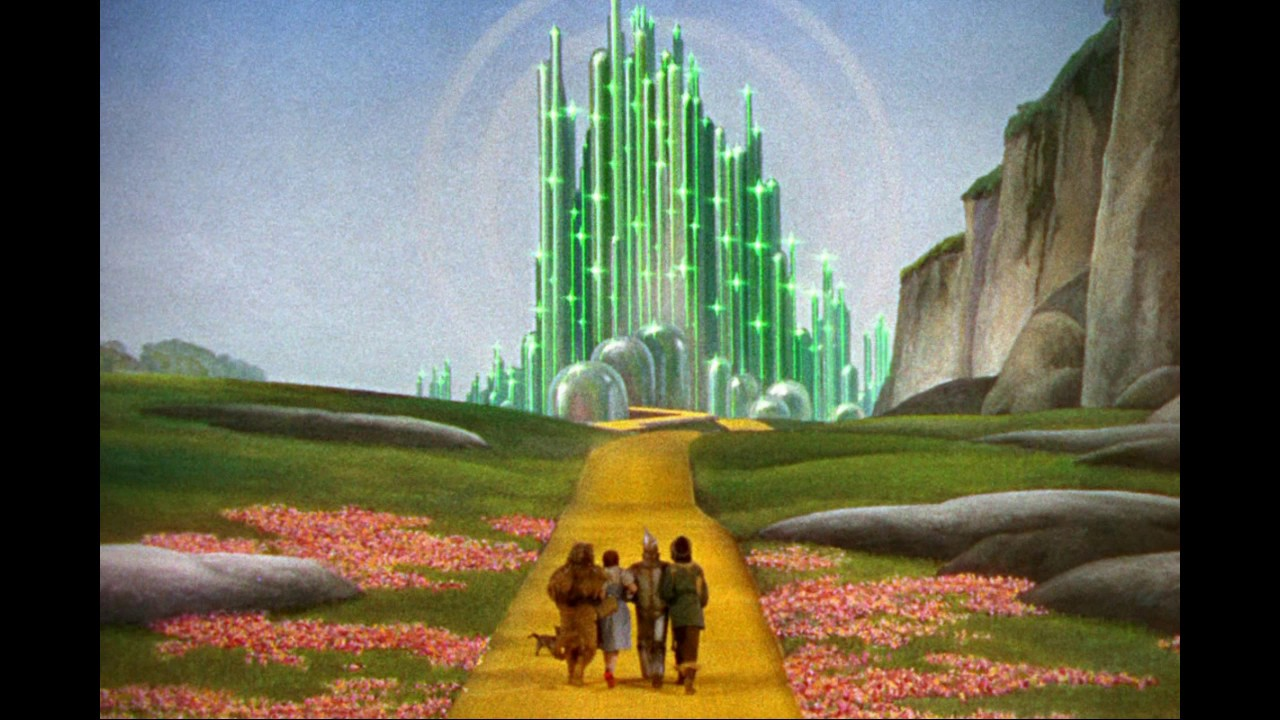 abstract art idealism new jerusalem holy grail wizard of oz and emerald city youtube