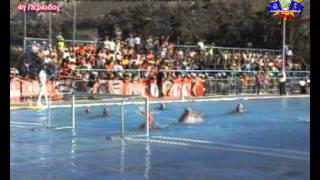 Κύπελ Ελλάδ Water Polo, Final 4, Παναθηναικός - Ολυμπιακός, Περ 4