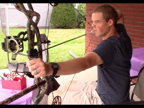 How To: Sight In A Compound Bow