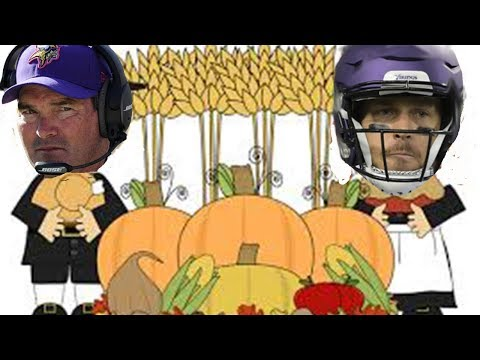 5 Things Minnesota Vikings Fans Should Be Thankful For