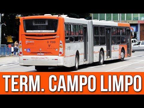 Terminais de Ônibus #21 - Campo Limpo