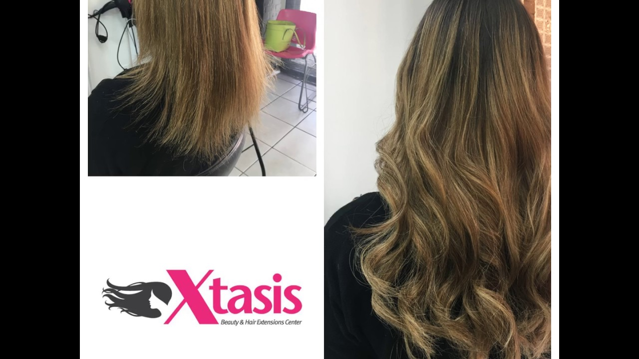 Best hair extensions in miami by xtasis salon youtube best hair extensions in miami by xtasis salon pmusecretfo Gallery