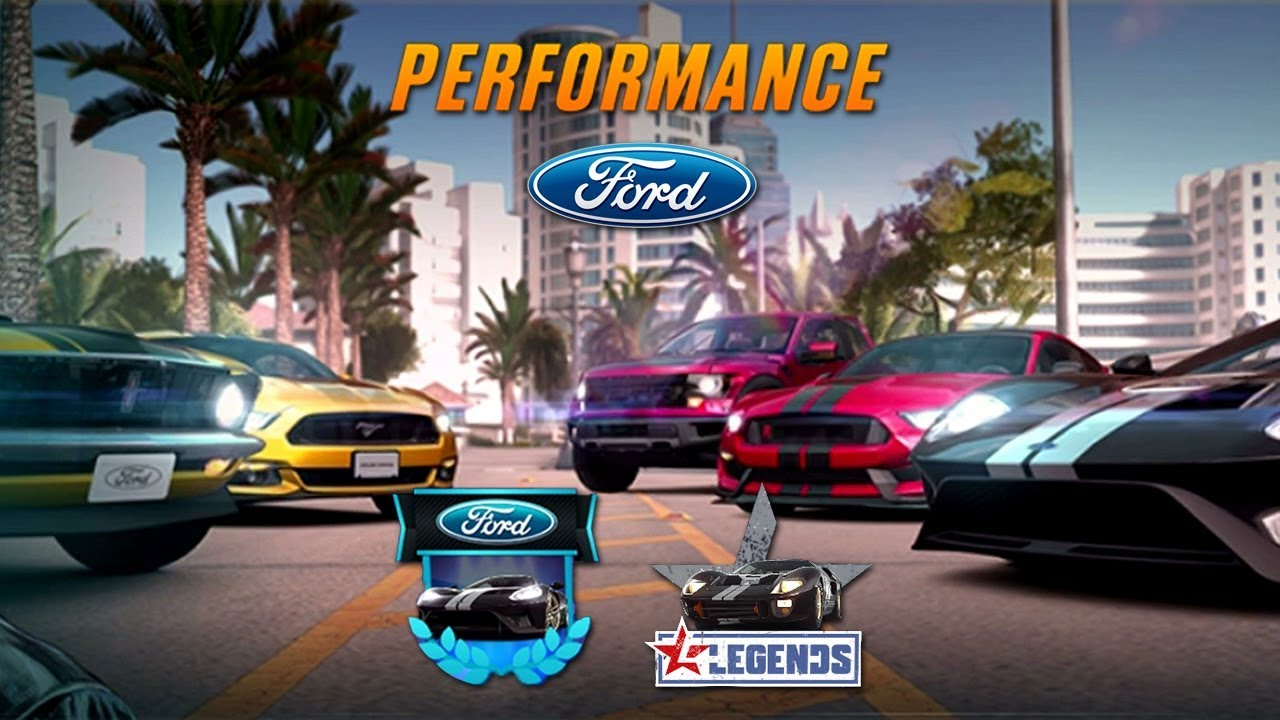 CSR Racing 2 | Performance Ford, Heritage & Restoration Cup