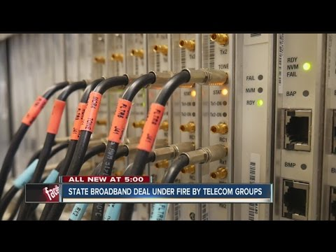 State broadband deal under fire by Telecom groups