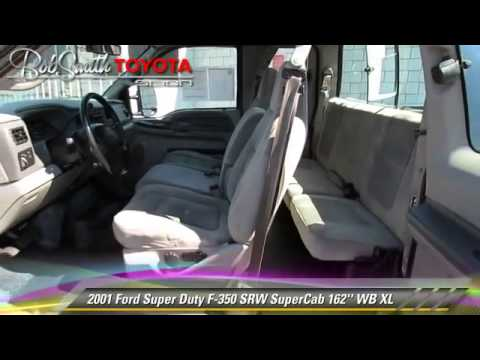 2001 ford super duty f 350 srw supercab 162 39 39 wb xl youtube. Black Bedroom Furniture Sets. Home Design Ideas