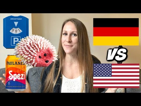 8 German Things That Aren't in the US!