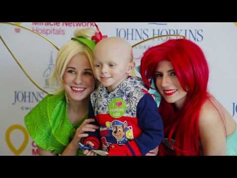 Johns Hopkins Children's Center Thank You | Radiothon 2017