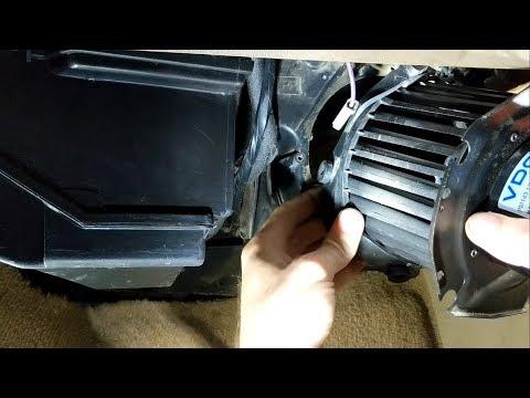 Weak Blower Motor Fix 88-98 Chevy Truck - AC/Heat Air Flow Diagnosis