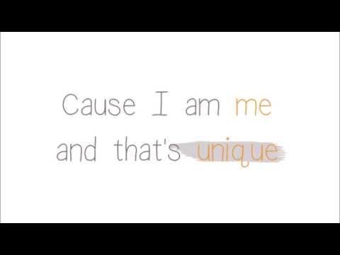 Unique - Lenka (Lyrics)