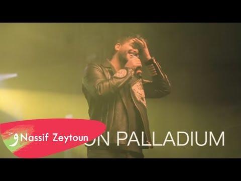 Nassif Zeytoun for the first time in London Palladium / ناصيف زيتون لأول مرة على مسرح لندن بلاديوم