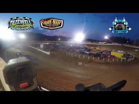 Speed Radar - Super Late Model - 9-3-17 Tazewell Speedway