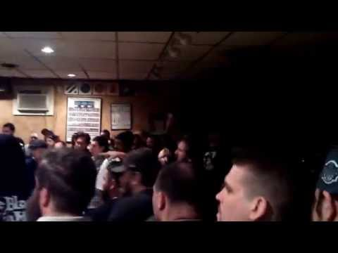 Dysphoria - At Day's End - Lansdale VFW - 28Feb2015