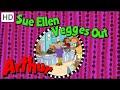 Arthur (Full Episode - HD) Sue Ellen Vegges Out - Season 16, Episode 9B