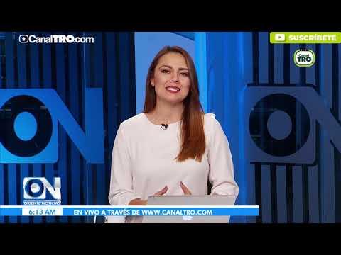 Oriente Noticias Primera Emisión 23 de mayo