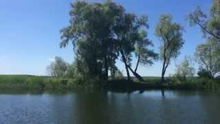 О рыбалке на Бастере Buster XL На Большом Черемшане
