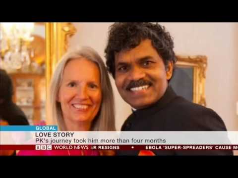 BBC World Service - The Amazing Story of the Man Who Cycled from India to Europe for Love