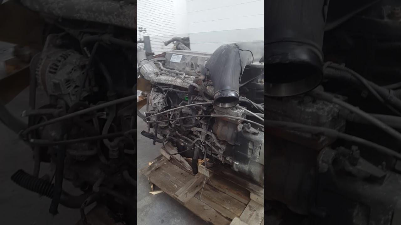 Motore Renault Premium 410 euro5 DXi 11 370-EC06B - YouTube