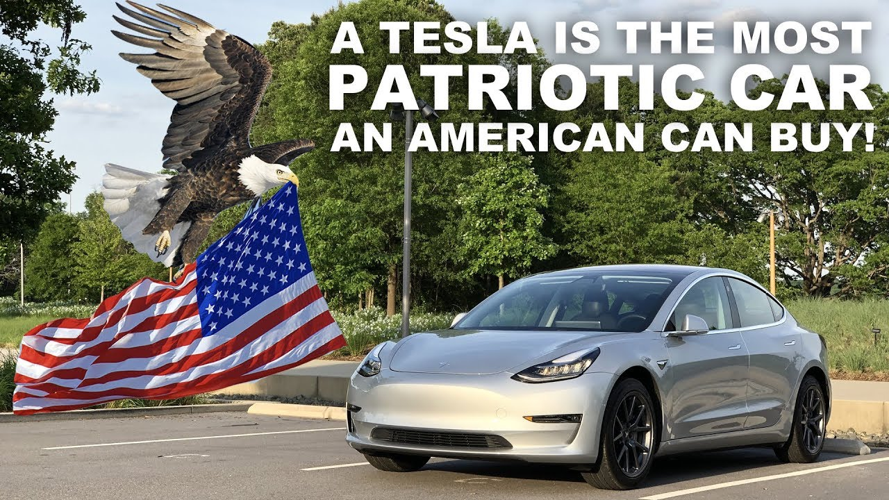 4th Of July Query: Can Buying An EV Help Defund Terrorism?