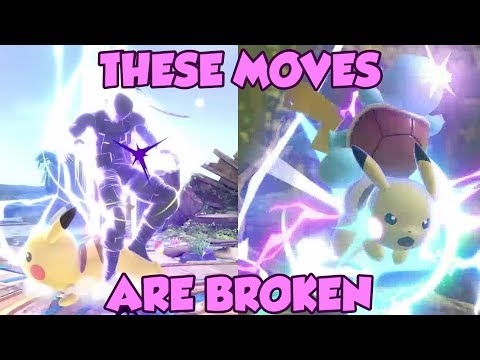How Pikachu Could *BREAK* Smash Ultimate's Meta...