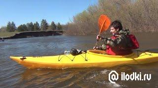 Испытываем каяк Сталкер ilodki.ru(Испытания каяка Сталкер http://www.ilodki.ru/kayak_turisticheskiy_stalker-p2131/ в условиях похода выходного дня. Пройдено 50 км -..., 2016-05-17T13:35:40.000Z)