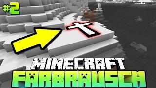 99% DER MENSCHEN SEHEN die FARBE NICHT?! - Minecraft Farbrausch #02 [Deutsch/HD]