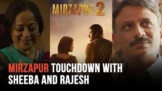 Sheeba Chaddha and Rajesh Tailang Reveal Favourite Mirzapur Scenes | Mirzapur Season 2
