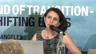 Anna Ohanyan  On Statecraft in a Fractured Region