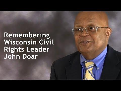 Remembering Wisconsin Civil Rights Leader John Doar
