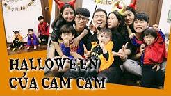 Halloween của Cam Cam và các bạn | Vlog 50