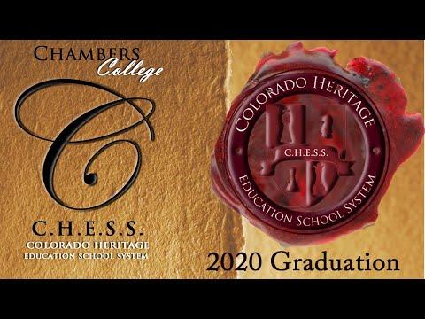 Pageant of Wisdom& Commencement Exercises: Colorado Heritage Education School System 2020 Graduation
