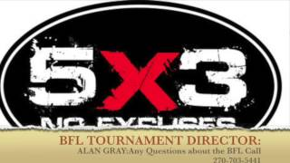 5x3 fishing presents the bfl in detail with tournament director alan gray bfl