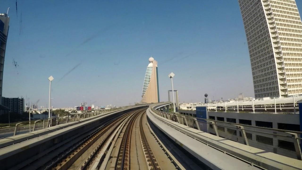 Dubai Metro Guide - Lines, Stops, Train Timings, Carriage ...