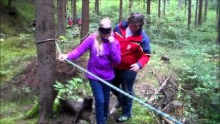 Ausflug der Jugendfeuerwehr Wiesing zum Hochseilgarten Kramsach