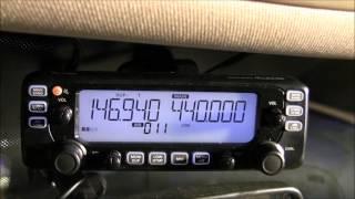 icom 2730 cross band repeater setup