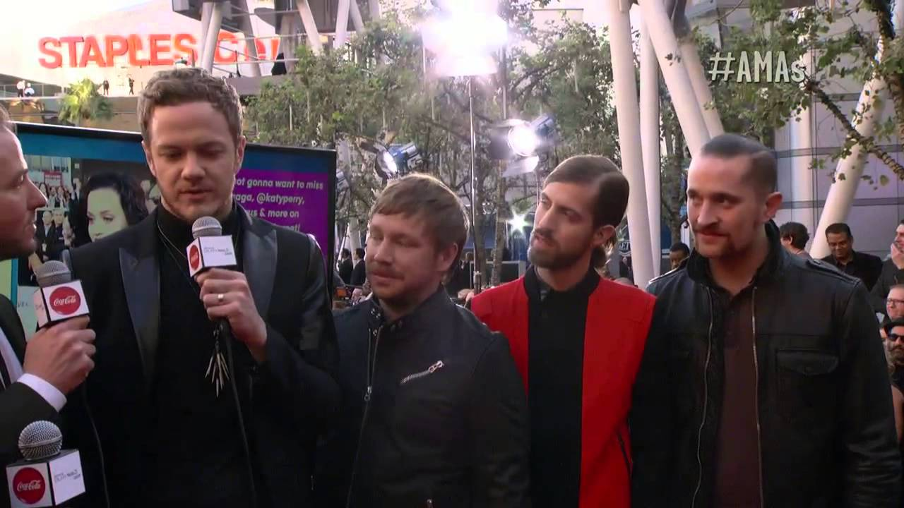 Download Imagine Dragons Red Carpet Interview - AMAs 2013