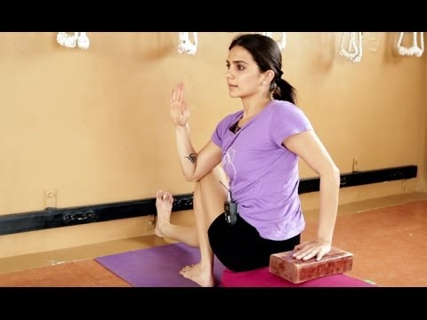 Iyengar Yoga for Acidity and Indigestion in Hindi