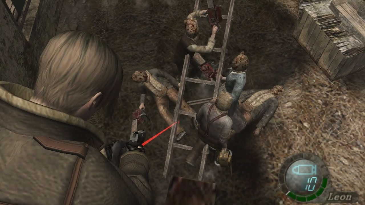 Mod Resident evil 4 - WELCOME TO HELL - parte 1